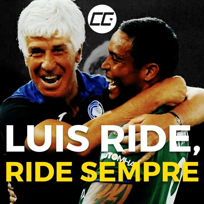 LUIS RIDE, RIDE SEMPRE.