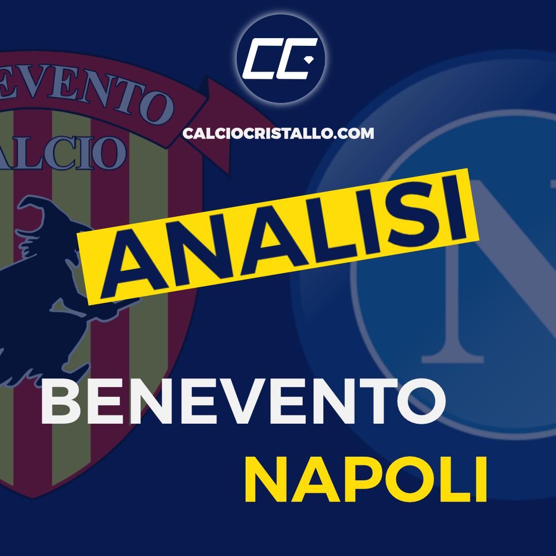 BENEVENTO-NAPOLI 1-2: LA NOSTRA ANALISI