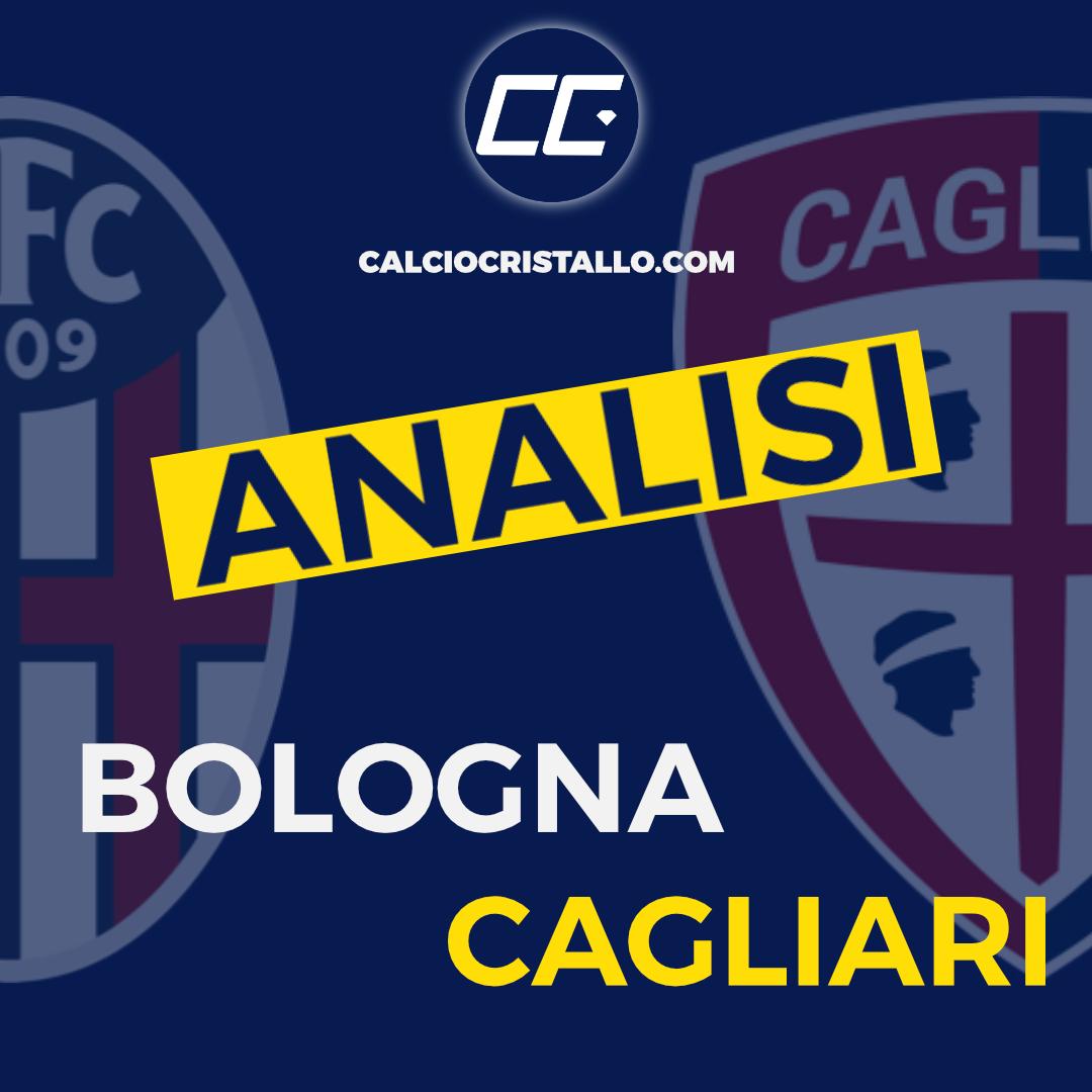 BOLOGNA-CAGLIARI 3-2: LA NOSTRA ANALISI