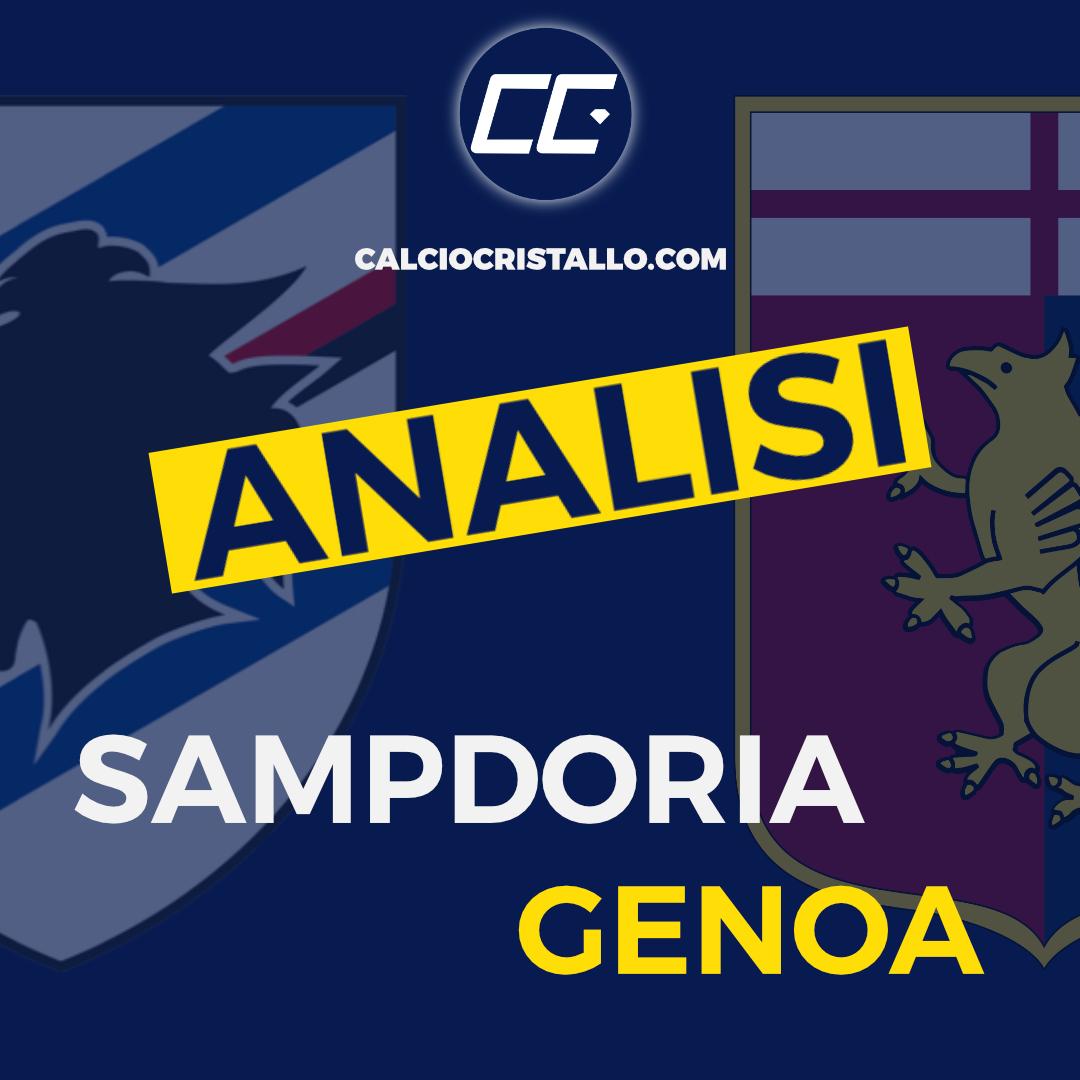 SAMPDORIA-GENOA 1-1: LA NOSTRA ANALISI