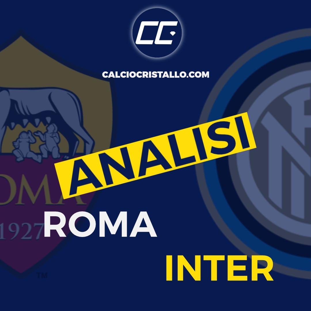 ROMA-INTER 2-2: LA NOSTRA ANALISI